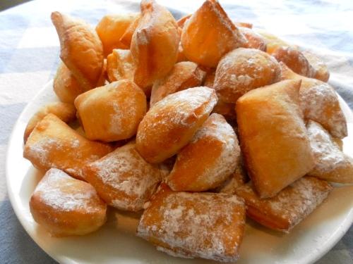 beignet recipe pic