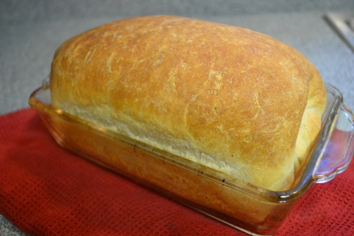 english farmhouse loaf