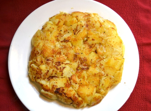 Ruth Reichl's hashbrowns