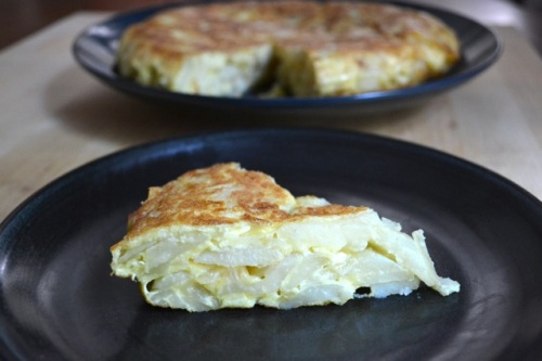 Tortilla espagnola