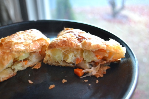 vegetable cornish pasties