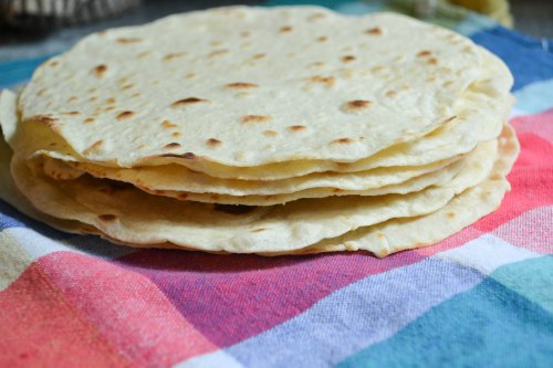 homemade tortillas 2
