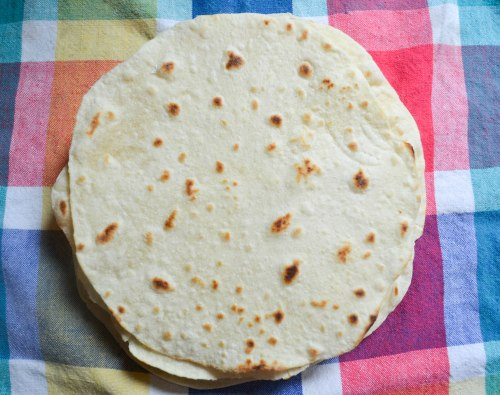 homemade tortillas 1