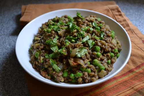 lentil keema second pic